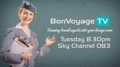 BOBH on the Bon Voyage TV Show